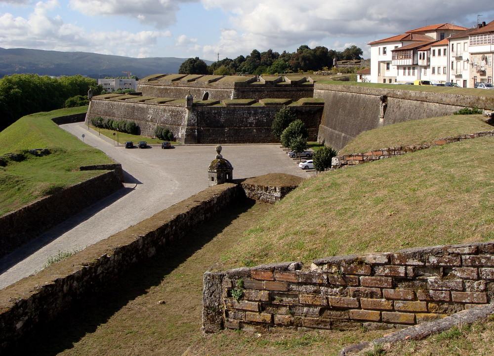 La forteresse de Valença / La fortaleza de Valença..03