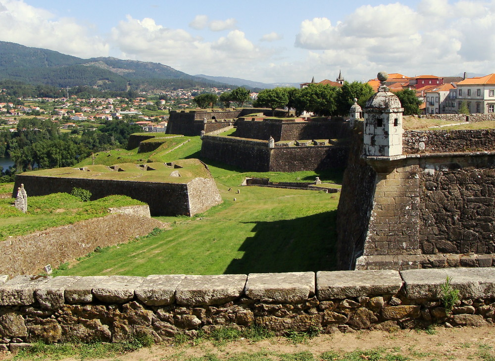 La forteresse de Valença / La fortaleza de Valença..04