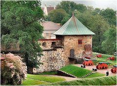 «La Fortezza di Akershus»