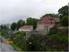 La Fortezza di Akershus.