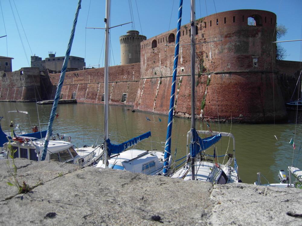 la fortezza vecchia del rione venezia