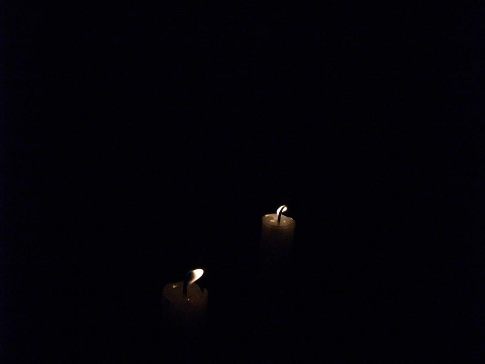 ...la Forza e il Coraggio...per affrontare il buio