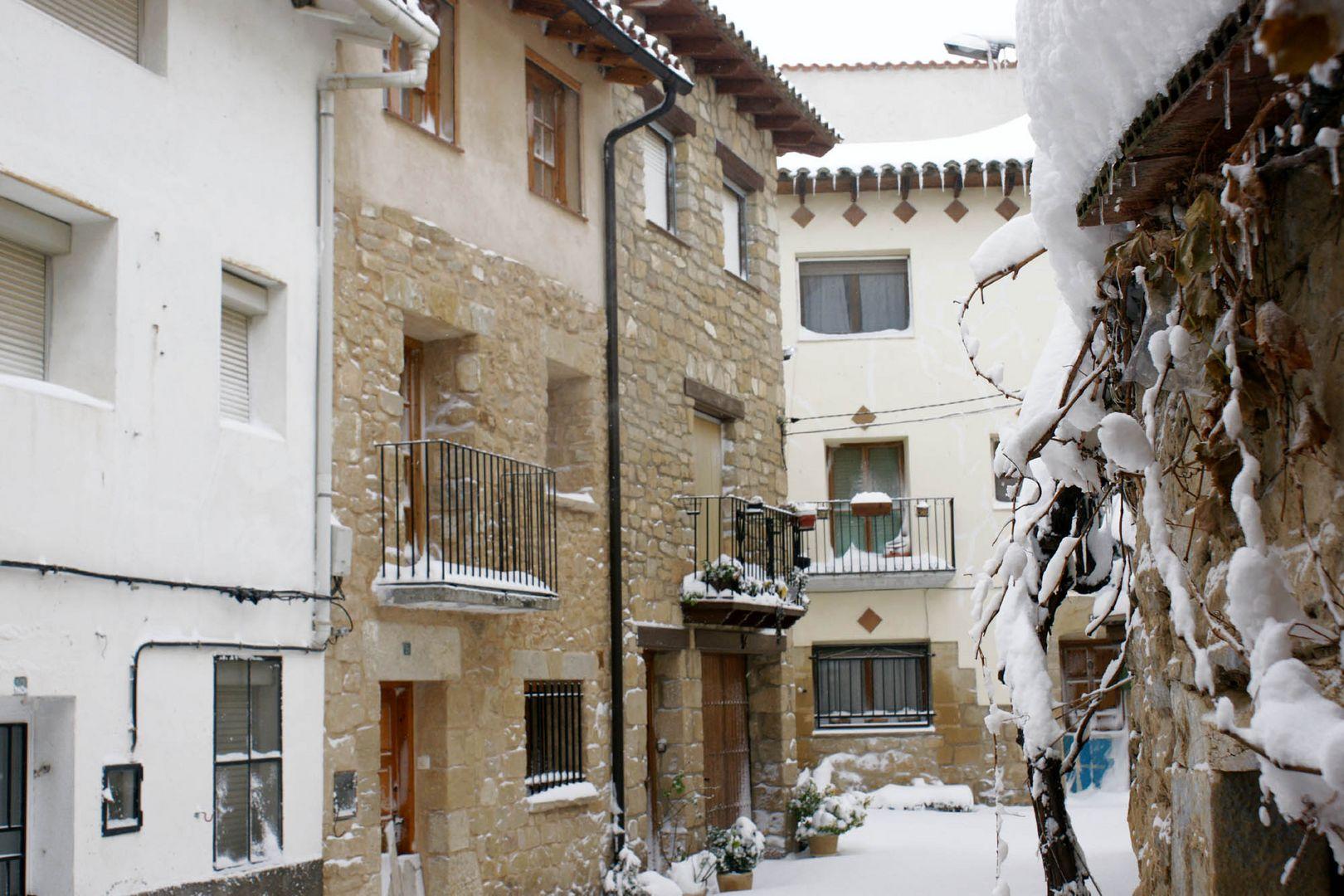 La Fresneda (Teruel) Mi calle