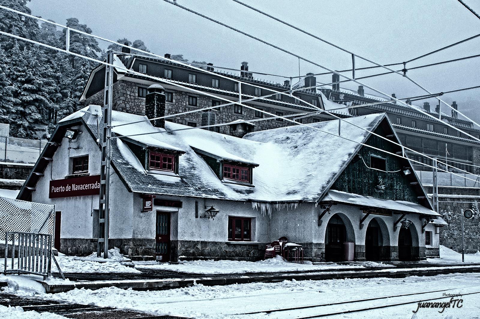 La fria estación