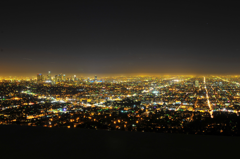LA from Griffith Park