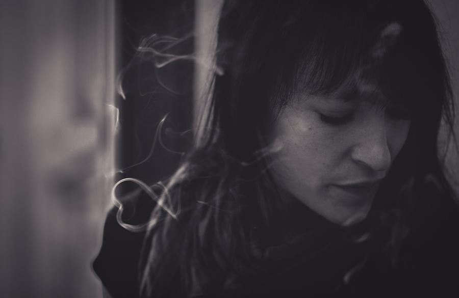 *la fumée*
