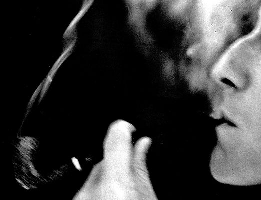 la fumeuse de pipe