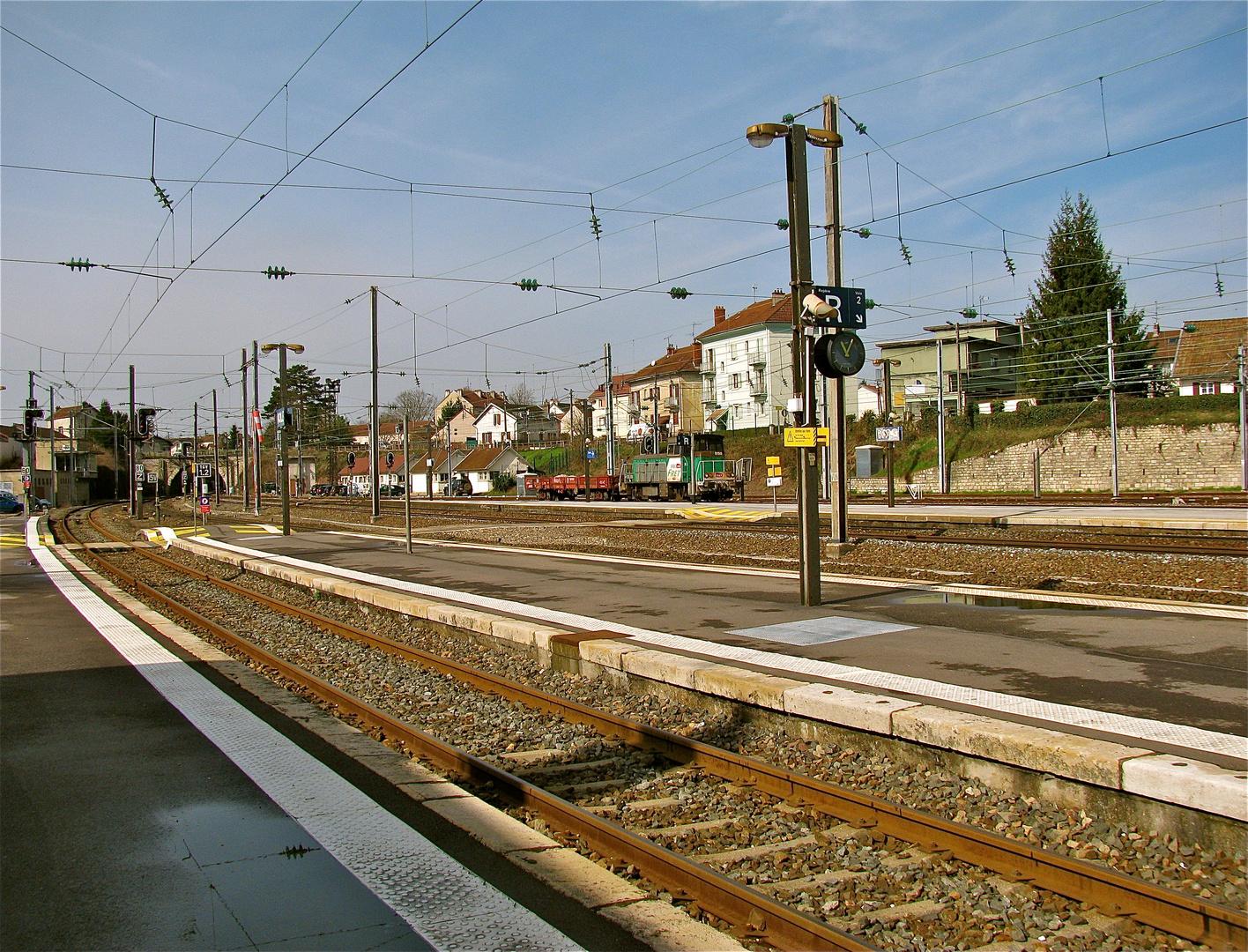 ...La Gare à Dole !!!....