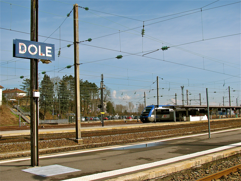 ...La Gare à Dole 1 !!!....