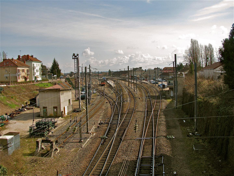 ...La Gare à Dole 2 !!!....