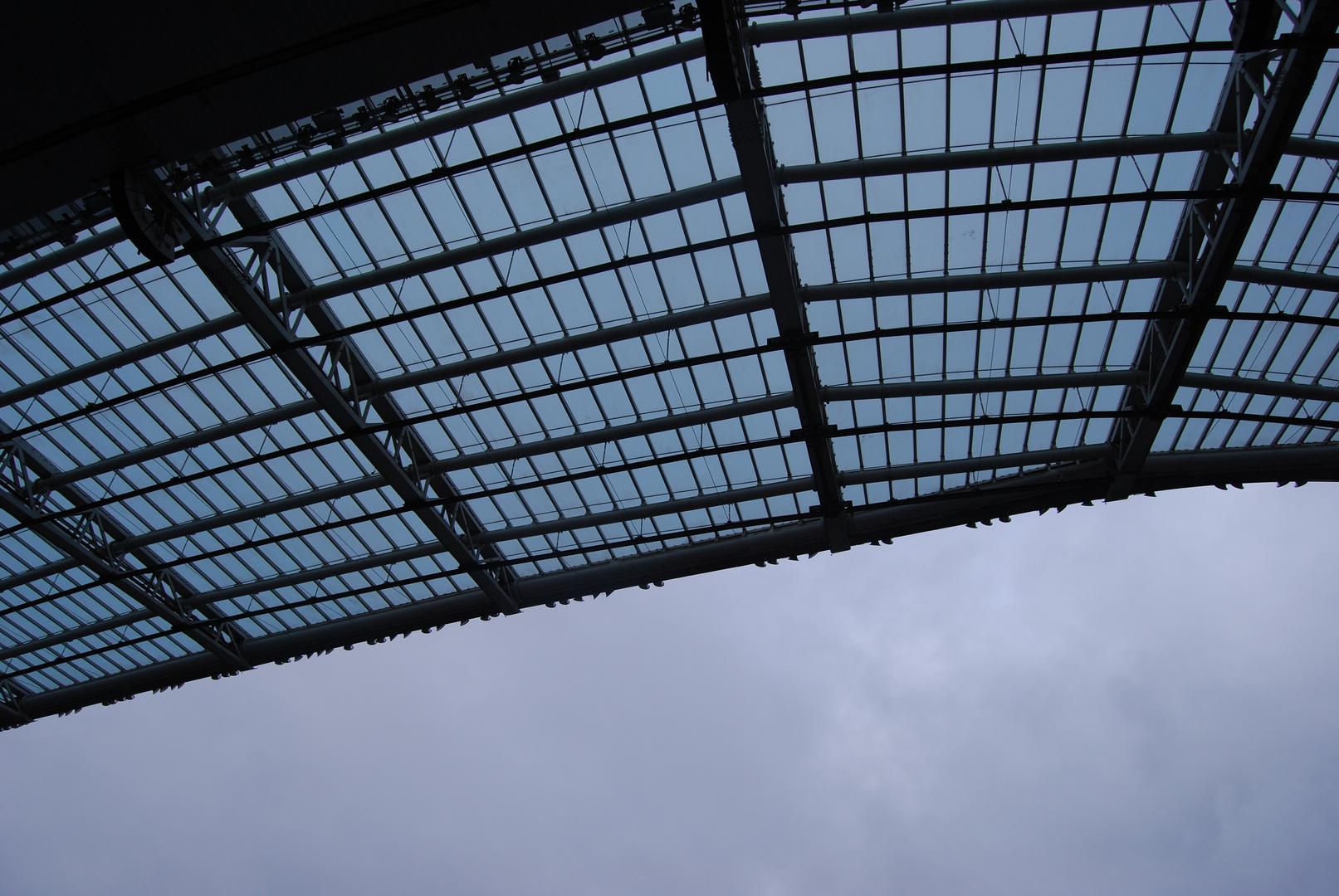 La géométrie du Stade de France 2