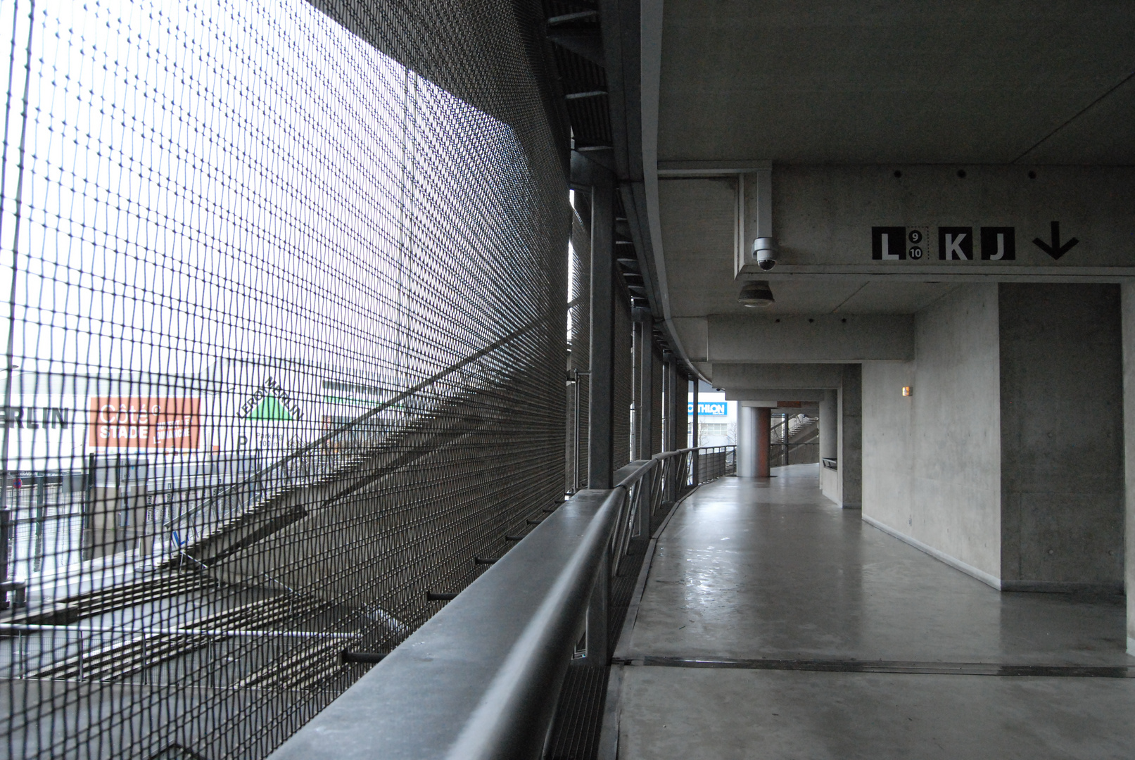 La géométrie du Stade de France 3