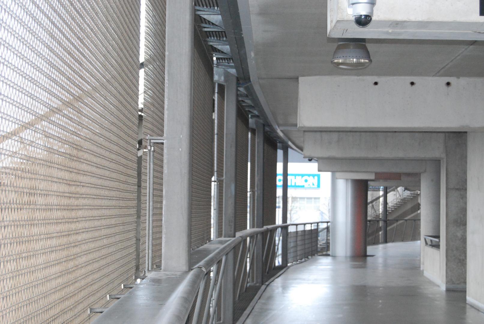 La géométrie du Stade de France 4