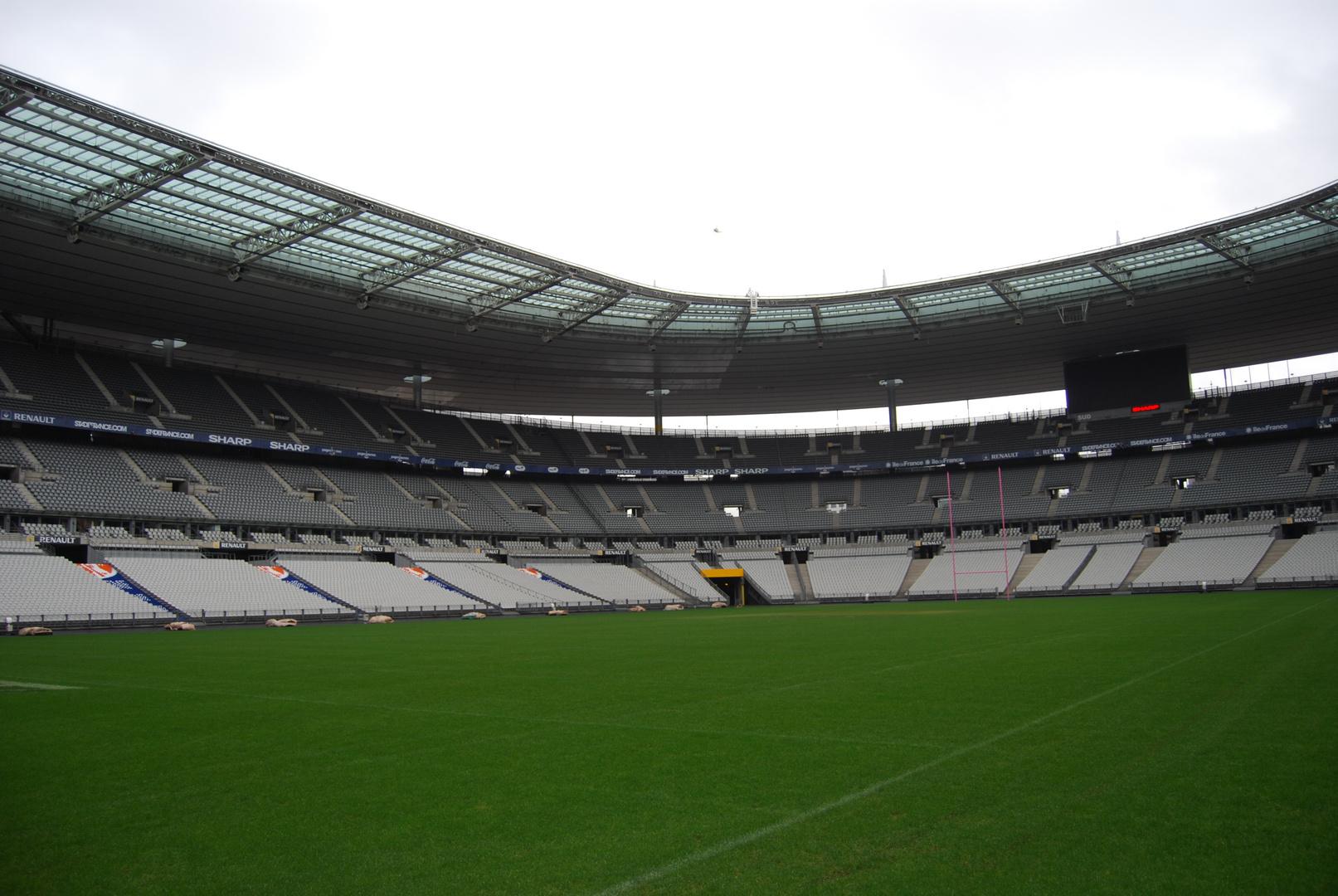 La géométrie du Stade de France 8