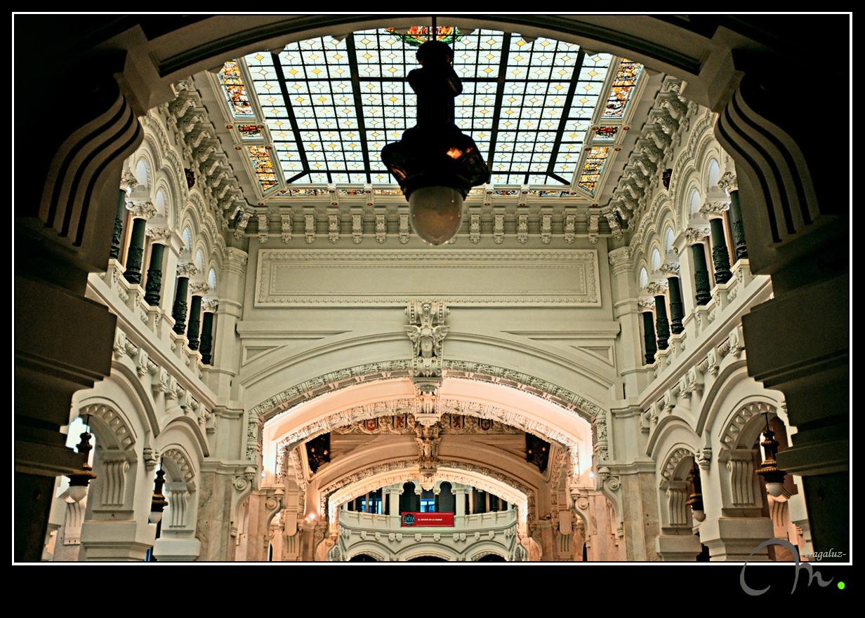 La GKM5 en el Palacio de Cibeles