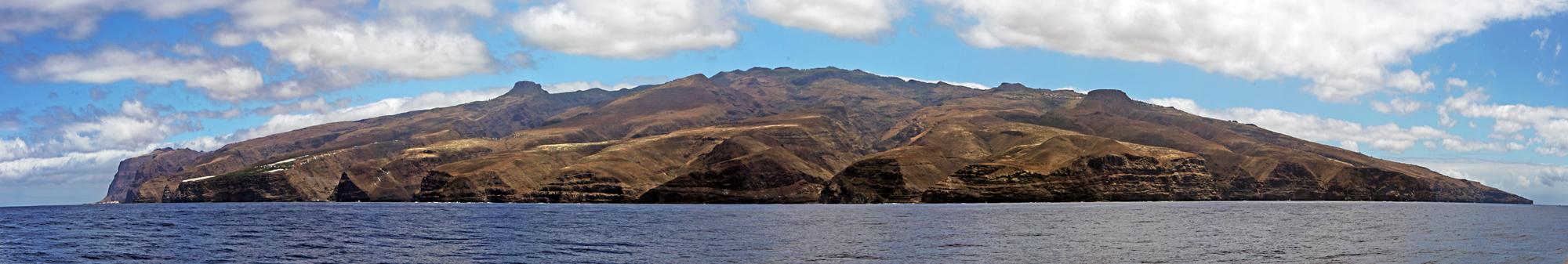 La Gomera auf einem Blick