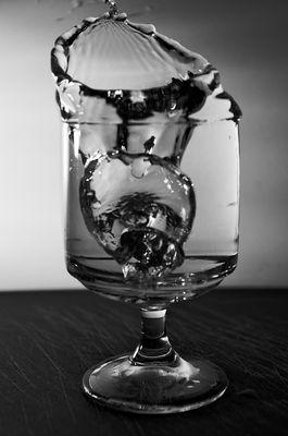 la goutte qui fait débordé le vase