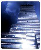 La Gran Torre Latino, Cd. de México.