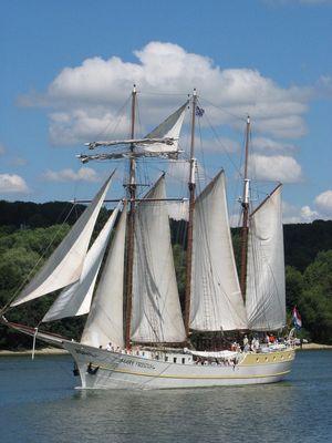 la grande parade de l'armada Rouen 2008