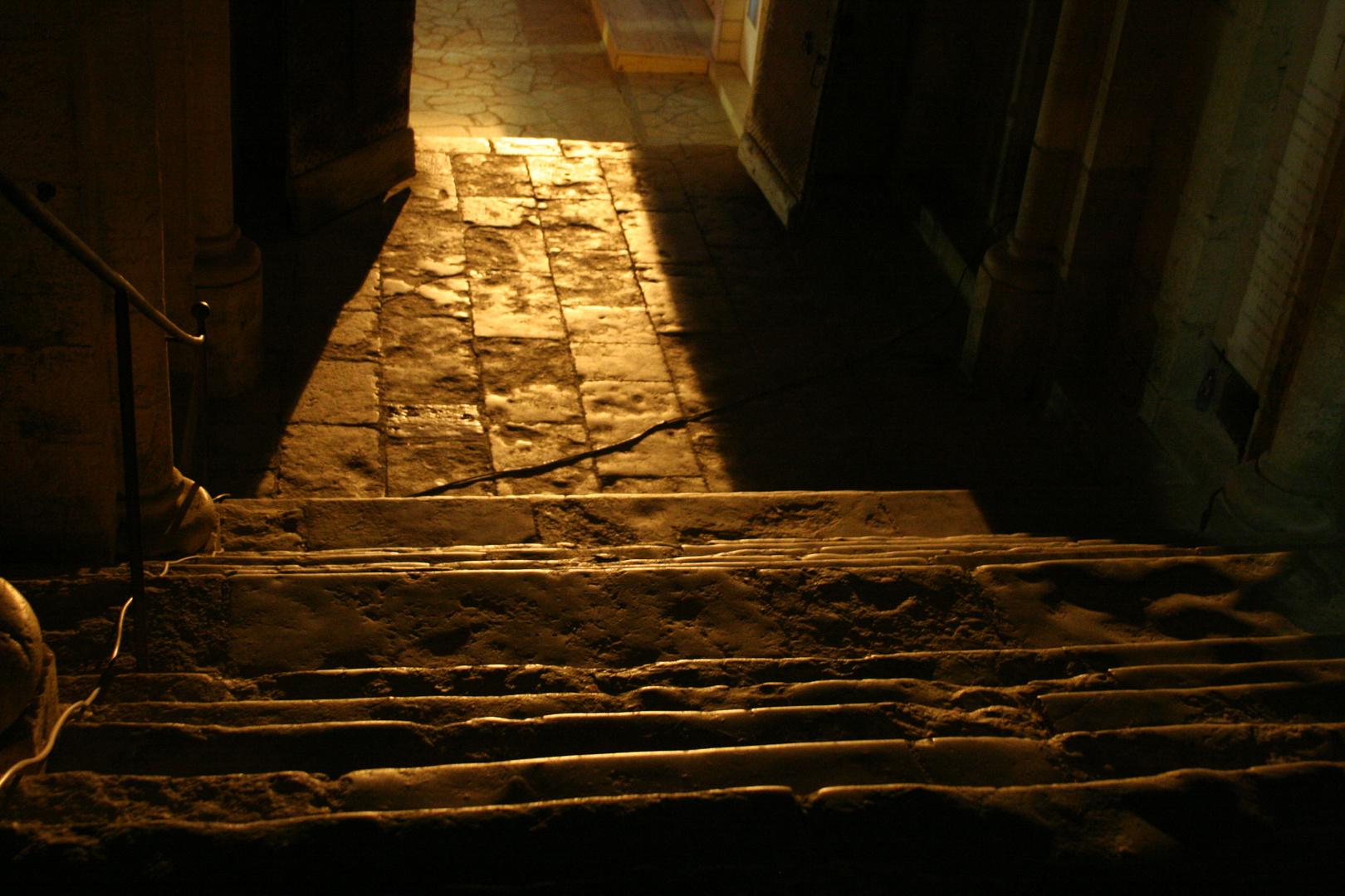 la grande porte du sanctuaire de rocamadour