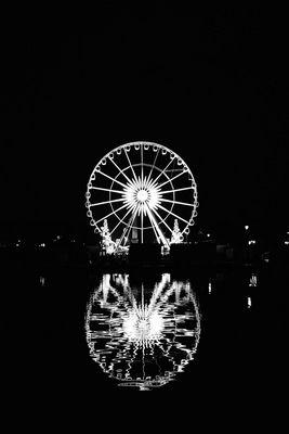 La grande roue des tuileries