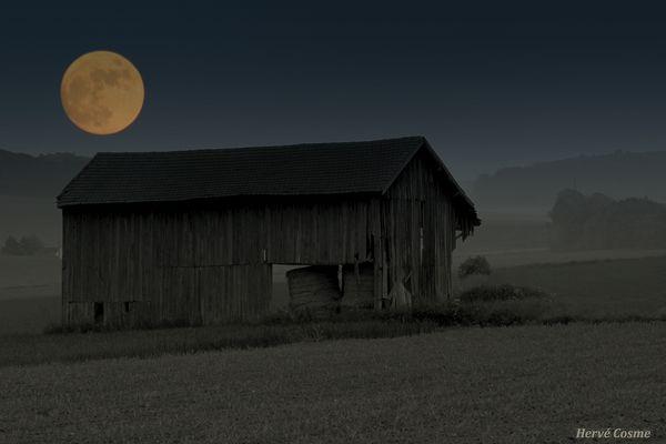 la Grange au clair de Lune...