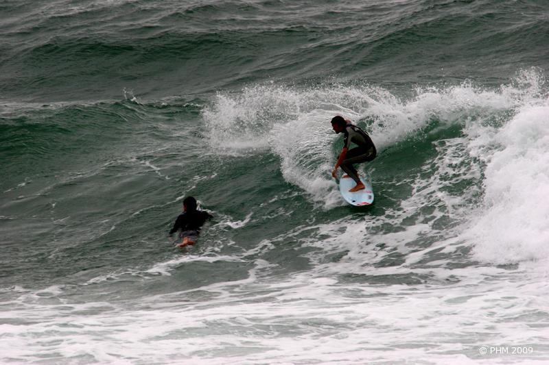La grosse vague