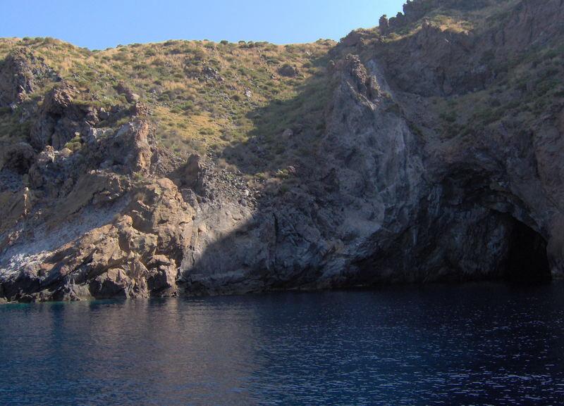 la grotta del cavallo