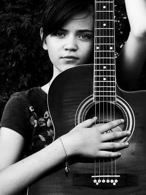 """""""La guitare, c'est comme si le monde s'exprimait en six cordes"""""""