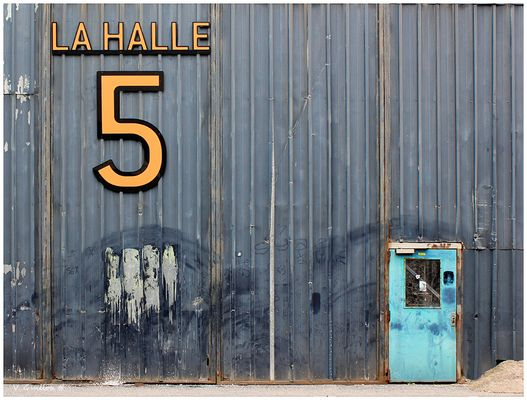 LA HALLE 5