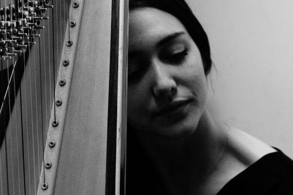 La harpiste