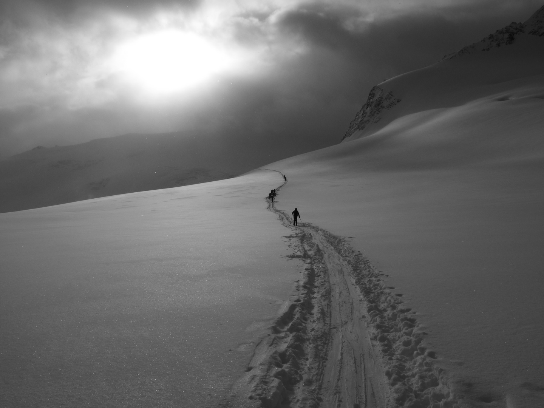 la haute route entre zermatt et arolla