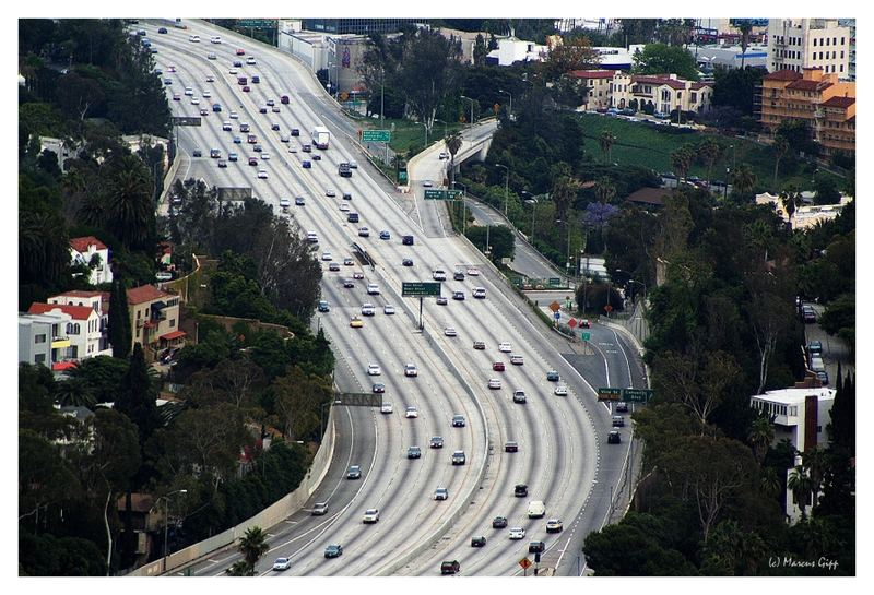 LA Highway 101