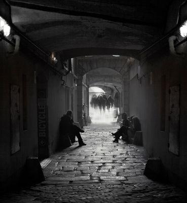 """""""La hora de los fantasmas"""" lV"""
