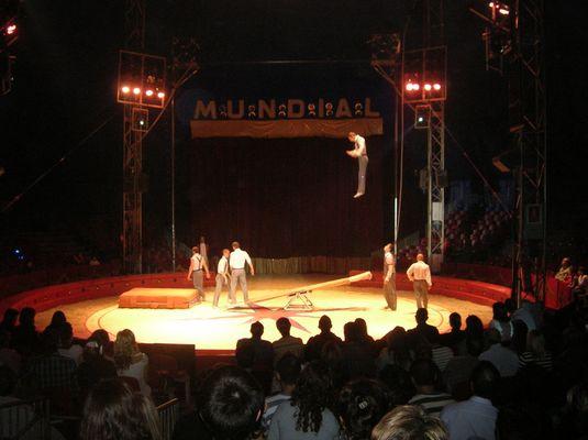 La ilusion en el Circo