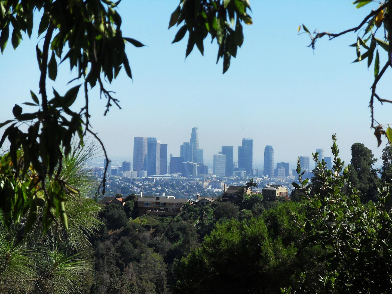 L.A. in der Ferne....