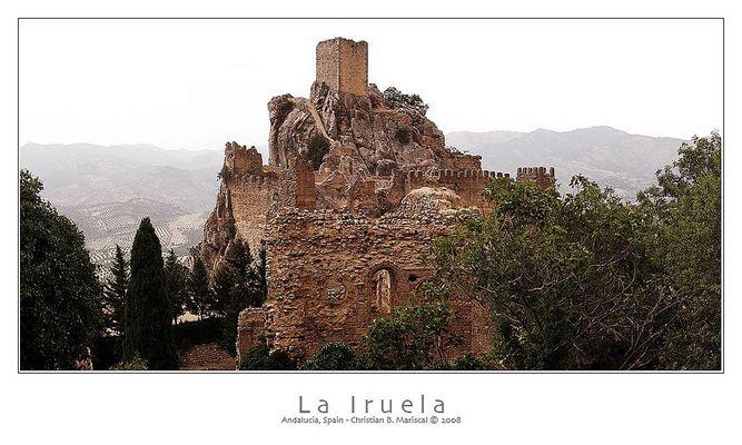 La Iruela (Andalucía, Spanien)