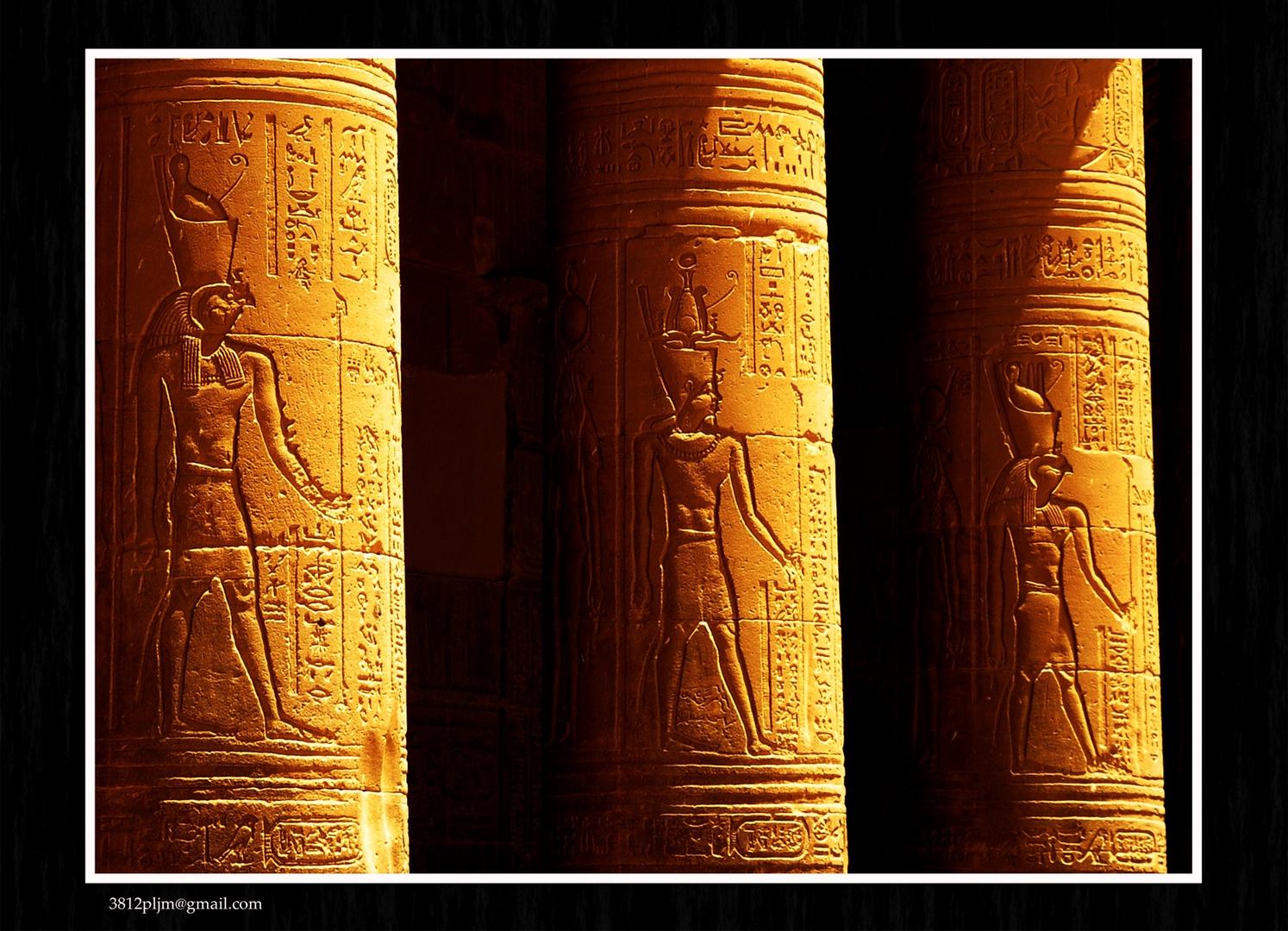 La lámpara de Osiris?