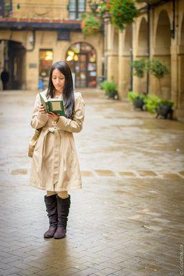 La lectora de libros