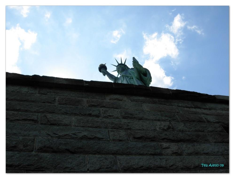 La Libertà..oltre il Muro...