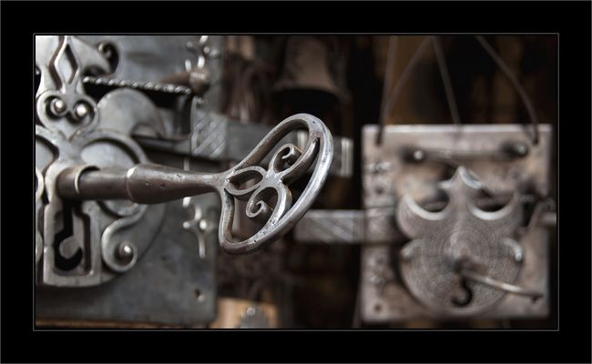 La llave maestra...