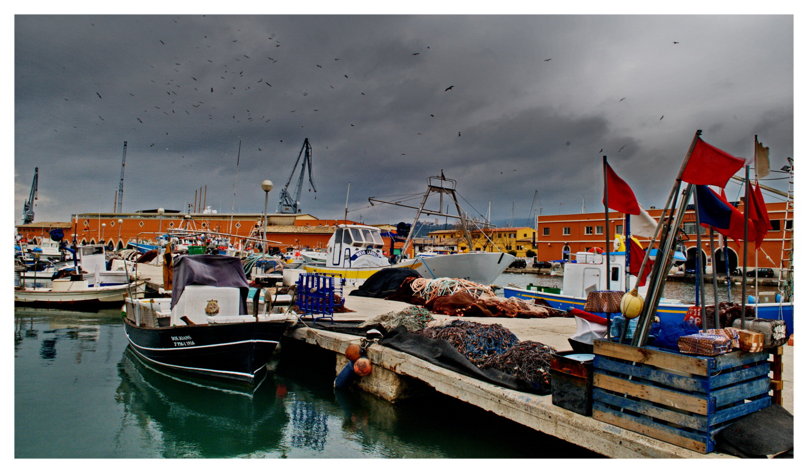 La Lonja del Pescado