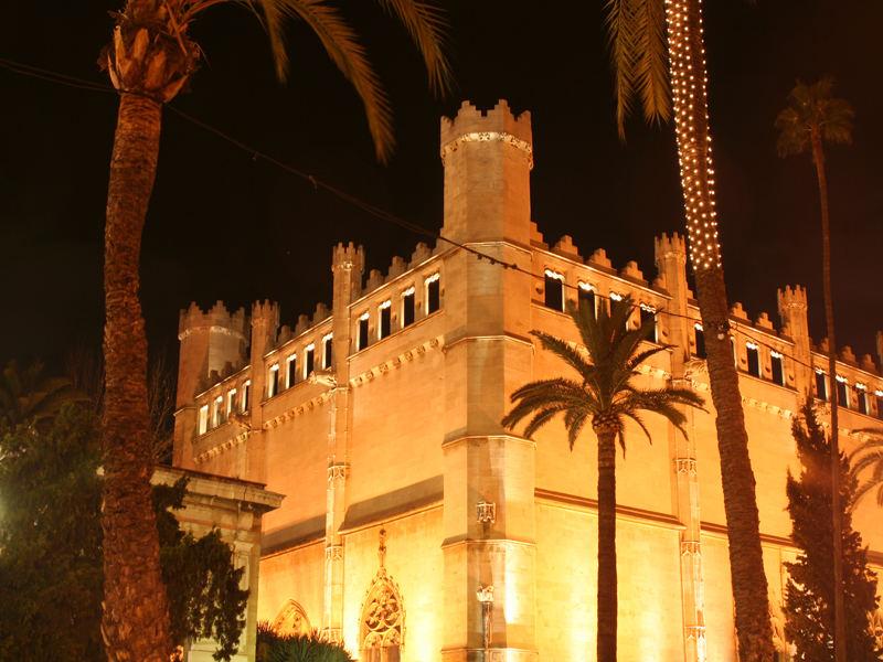 La lonja (palma de Mallorca)