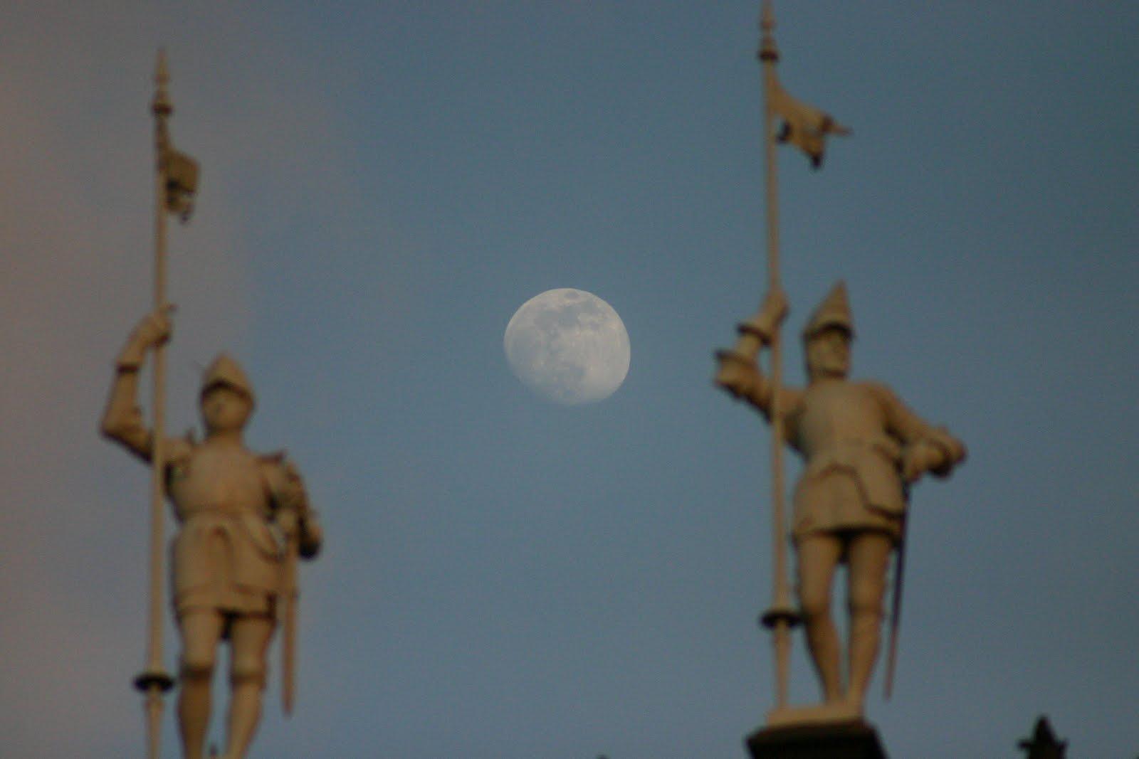 La luna de París