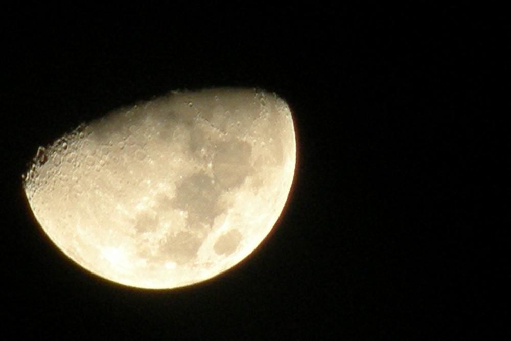 la lune de la république dominicaine