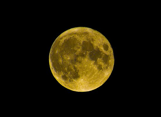 La lune promise