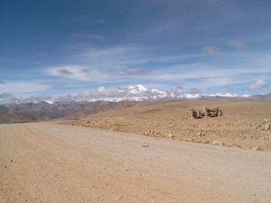 La Lung La (5050m), Tibet