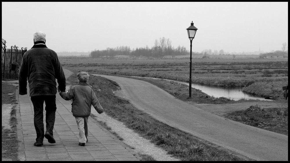 La lunga strada
