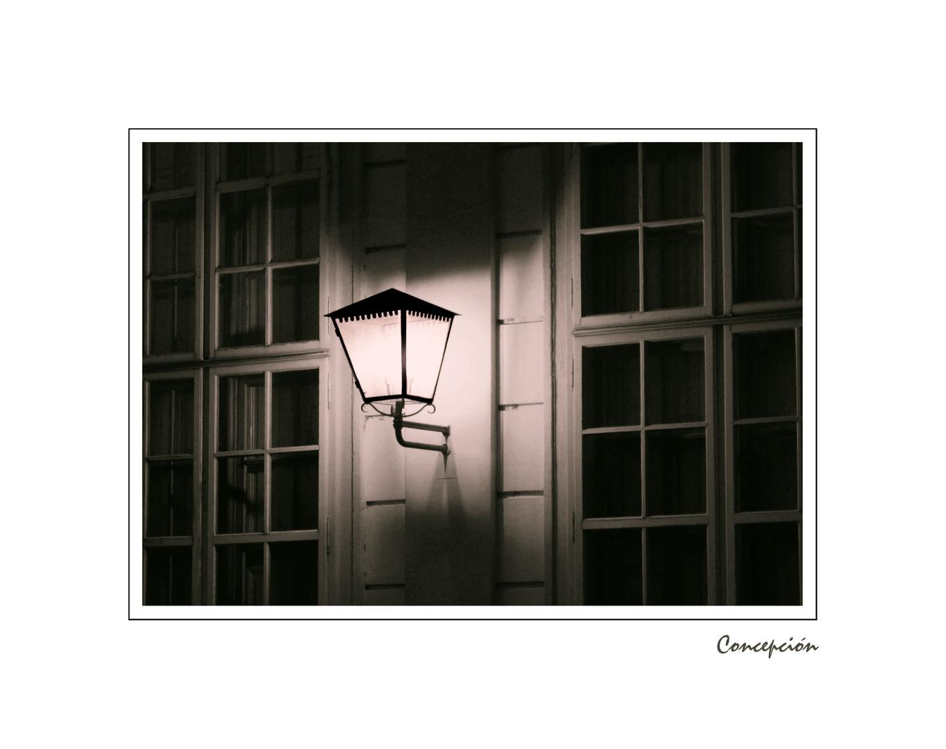 La luz del farol