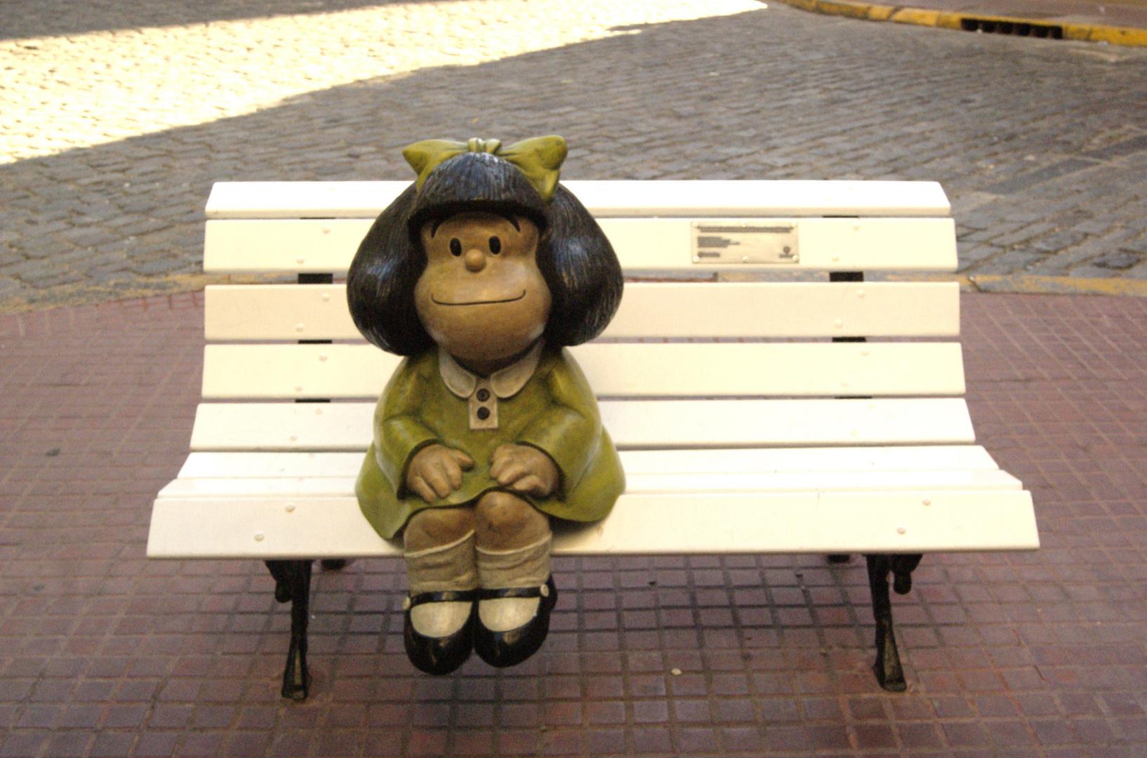 La Mafalda de Quino